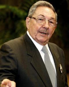 Raul Castro Ruz  General de Ejército, Presidente de los Consejos de Estado y de Ministros de la República de Cuba